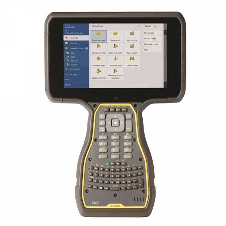 Контроллер Trimble TSC7 TA, QWERTY