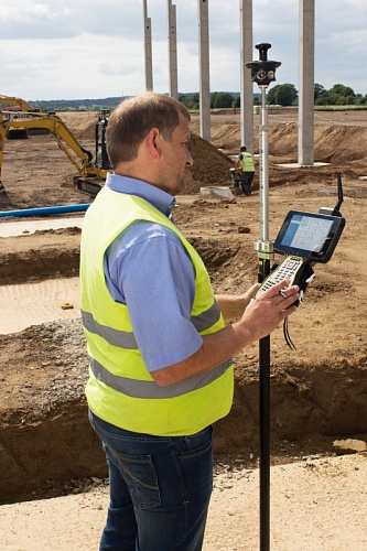 Контроллер Trimble TSC7 TA Radio, ABCD