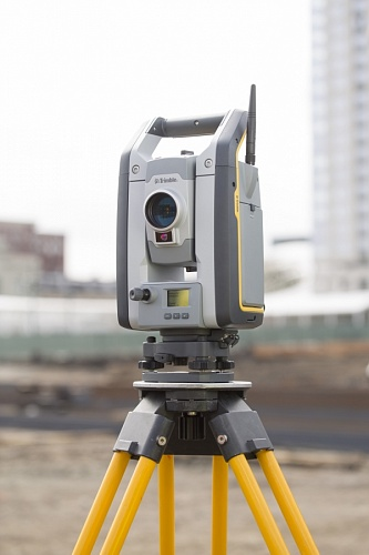 "Тахеометр Trimble S7 5"" Autolock, DR Plus, Trimble VISION, FineLock, Scanning Capable"