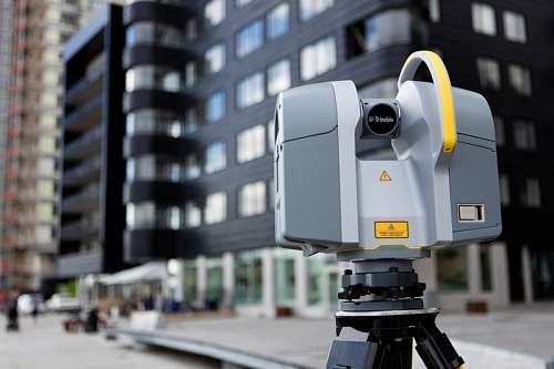 Лазерный сканер Trimble TX6 Extended