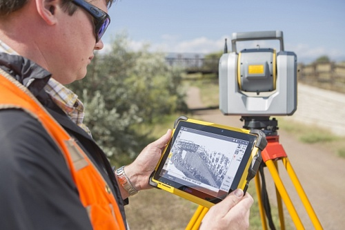Контроллер Trimble T10 Tablet, Wi-Fi
