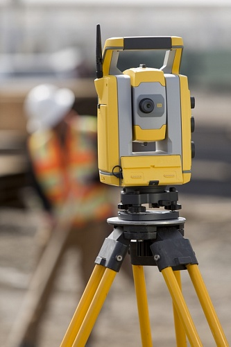"Тахеометр Trimble S5 5"" Robotic, DR Plus, Active Tracking (комплект)"