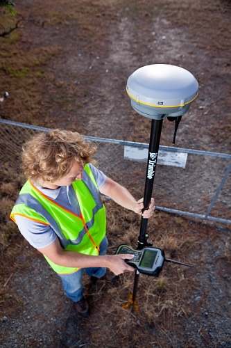 GNSS приемник Trimble R8s Radio Base and Rover